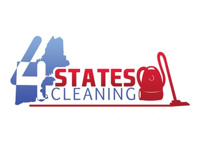 4 STATES CLEANING LOGO