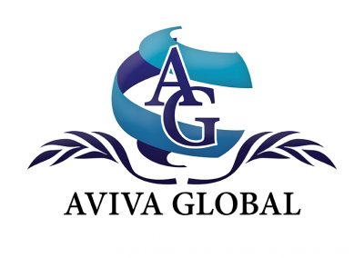 Aviva Global Logo