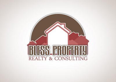 Bless Property Real & Consulting Logo