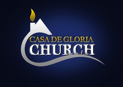 Casa de Gloria Church Logo