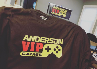 Anderson VIP Games